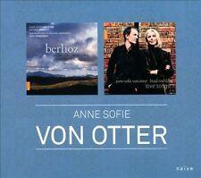 Anne Sofie von Otter: Love Songs & Berlioz, New Music