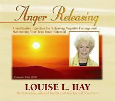 Louise L. Hay Audio CD Anger Releasing