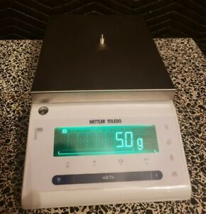 Mettler Toledo MS3001S NewClassic MF Balance  d=0.1g Max=3200g Lab Scale