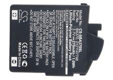 0121147748 Battery for Senn heiser Pxc 310 Pxc 310 Bt Mm 400 Mm 450 Px 360