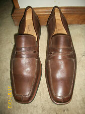 MEN'S SANDRO MOSCOLONI CHARLES SLIP-ON LOAFERS 13 D