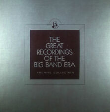 2LP LAWRENCE WELK /BUDDY MORROW - The Great Recordings Of The Big Band Era 39/40