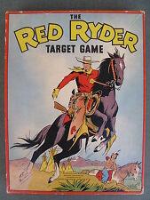 RED RYDER Target Game Whitman Publishing Co. 1939 New York