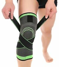 Knee Sleeve Compression Fit Support -for Joint Pain and Arthritis Relief