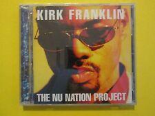 Kirk Franklin The Nu Nation Project Christian Gospel NEW CD