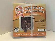 """Ideal Pet Products Cat Flap Small Cat Door 6 1/4"""" X 6 1/4"""" - New"""