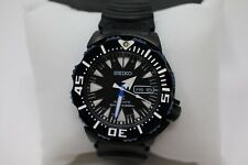 SEIKO Monster Prospex Sea Monster SRP581 200M Automatic Mens Watch