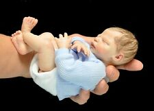 """ZaChY"" DoLL KiT By MaRiTa WiNtErS WiTh DoLL BoDy ~ REBORN DOLL SUPPLIES"