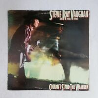 STEVIE RAY VAUGHAN Couldn't Stand The Weather FE39304 LP Vinyl VG++ Cover VG+