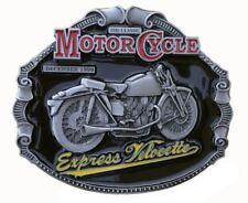 Express Velocette Officially Licensed Belt Buckle DDMR 2024