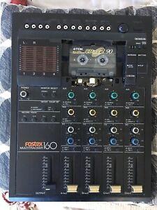 Fostex 160 4 Track tape recorder