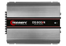 TARAMPS DS 800x4 2 OHM SAME DAY SHIPPING FROM OHIO  & 1 YEAR WARRANTY