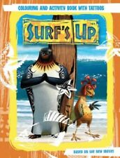 Very Good, Surf's Up: Colouring and Activity Book with Tattoos, , Book