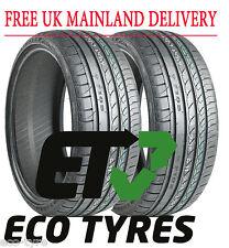 2X Tyres 215 40 R16 86W XL EcoSport F105 performance E C 71