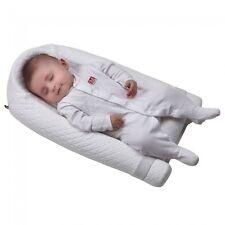 Red Castle Baby Ergonomic Sleep Positioner White -
