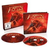 Accept - Blind Rage (NEW CD+DVD)