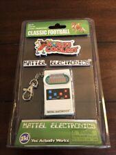Worlds Coolest Mattel Electronics Football Worlds Coolest Toy