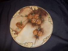 "Thomas Sevres Bavaria Collector Plate- Acorn, Branch  7 3/4""D"