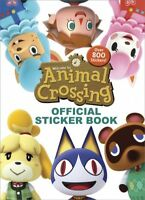 Animal Crossing Official Sticker Book, Paperback by Carbone, Courtney, Brand ...