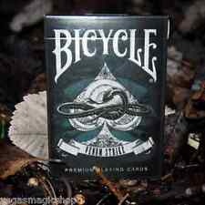 Venom Strike Deck Bicycle Playing Cards Poker Size USPCC Custom Limited  Sealed