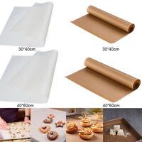 Reusable Baking Mat High Temperature Resistant Pastry Baking Nonstick Oilpaper