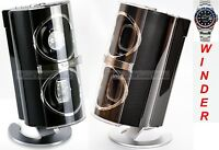 Luxury Display Dual Automatic Watch Winder-model: R2D2-REVO