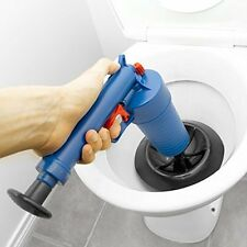 DRAIN BLASTER - UNCLOG ANY CLOGGED DRAIN INSTANTLY 2.0 dudegadgets