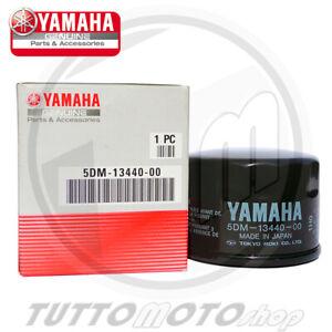 FILTRO OLIO ORIGINALE YAMAHA 5DM1344000 T-MAX 500 TMAX 2008 2009 2010 2011 2012