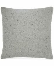 "Ralph Lauren Home Richardson 20"" Square Decorative Throw Pillow GREY $215"