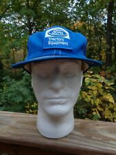 New ListingVintage Ford Tractors Equipment Snapback One Size Hat/Cap,Usa,