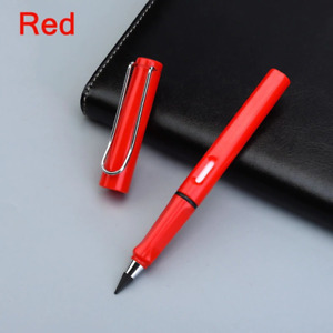 Everlasting Metal Inkless Pencil Writing Pens Unlimited Writing Child Painting