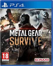 Metal Gear Survive by Konami PS4 -  Nuovo