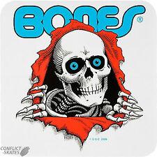 "OS/Powell Peralta ""Ripper"" Skateboard Snowboard Sticker Decal 13 cm clair"