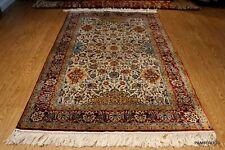 8' x 5' ' Fine Quality Silk Rug made of 100% Natural silk Genuine fine quality