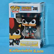 Sonic the Hedgehog - Shadow with Chao Pop! Vinyl Figure (RS)