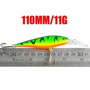 Fishing Lures Floating Minnow Hard Swimbait Artificial Crankbaits Fishing Tackle