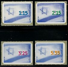 Israel Stamps 1998 NATIONAL FLAG EMERGENCY ISSUE. MNH.(Nice).