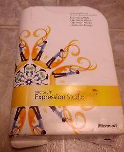 Microsoft Expression Studio with Visual Studio 2005 Standard