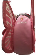 LittleLife Butterfly Toddler Backpack with Rein