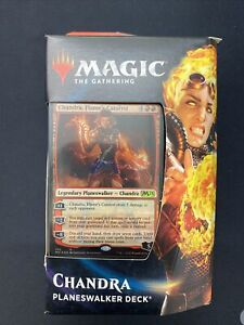 MTG Planeswalker Deck - CHANDRA Core 21 - New & sealed, includes 1 booster pack