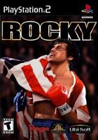 Rocky (PlayStation 2 PS2) *COMPLETE*