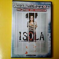 DVD Asian Terror The Xtreme DeAgostini Isola la Tredicesima Personalità N Bliste