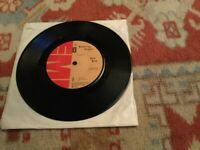 """KATE BUSH - WUTHERING HEIGHTS - 7"""" 45"""