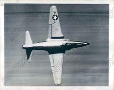 1949 The F80 Shooting Star Jet Fighter Oldest & Most Numerous Press Photo