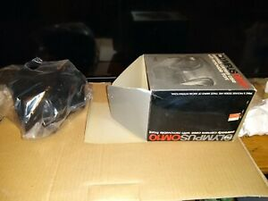 Fits (Olympus OM10) Black CASE FOR OM10 Camera W/removable front new/in box