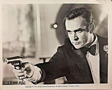 Vintage Sean Connery Black and White Photograph MOVIE STILL Photo