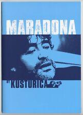 Maradona by Kusturica JAPAN PROGRAM Emir Kusturica, Diego Armando Maradona