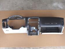 05-13 C6 Corvette Dashboard Dashpad Dash Board Panel w/ HUD Light Titanium