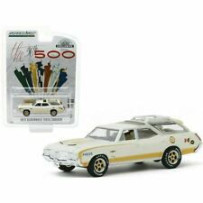 Greenlight 1/64 1972 Oldsmobile Vista Cruiser 56th Indy 500 PRESS CAR 30114