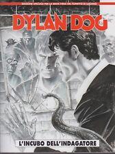DYLAN DOG L'INCUBO DELL'INDAGATORE inedito fuoriserie Claudio Villa Lugano 2016